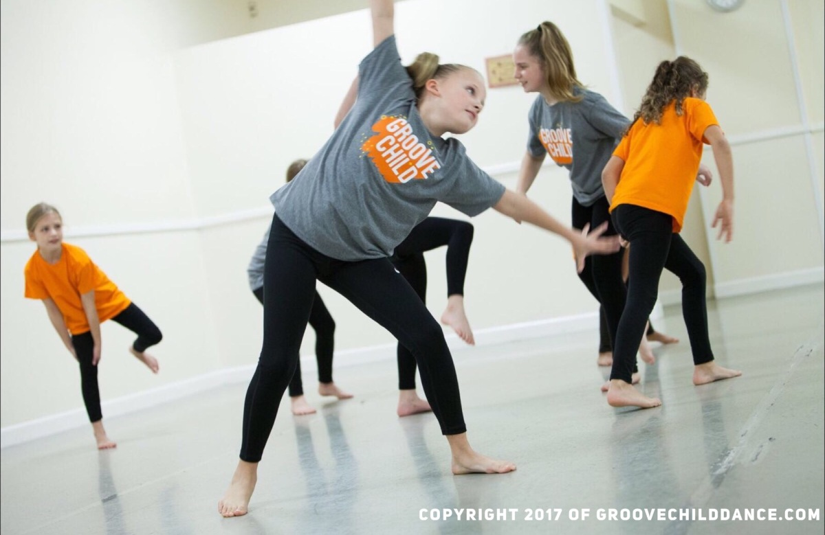 What is the Groove Child Dance Syllabus?