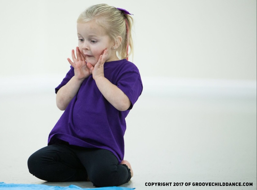 Groove Child dance syllabus