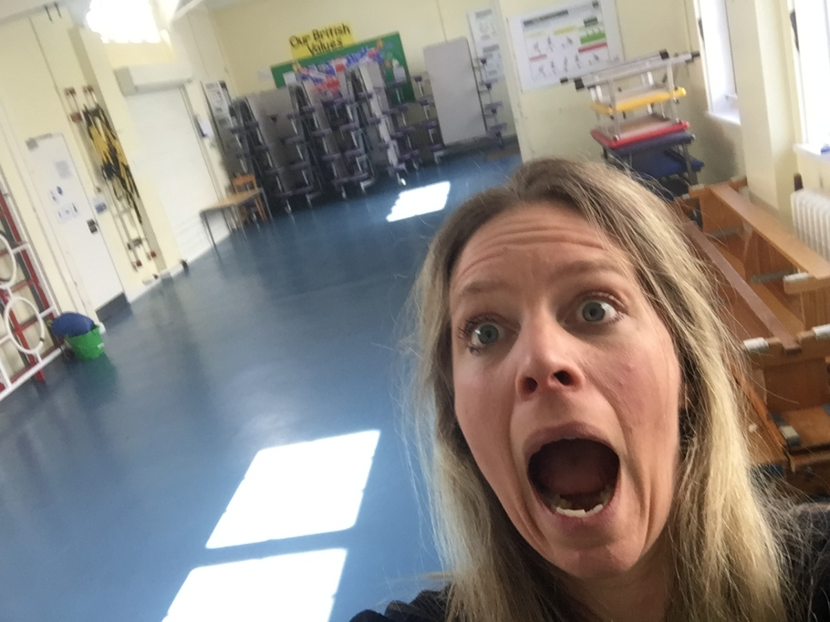 Groove Child Primary Dance Toolkit - at Mudeford Infants! How it went...