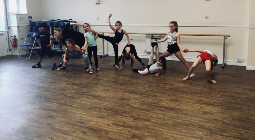 The Qualities of a Groove Child Dance Teacher