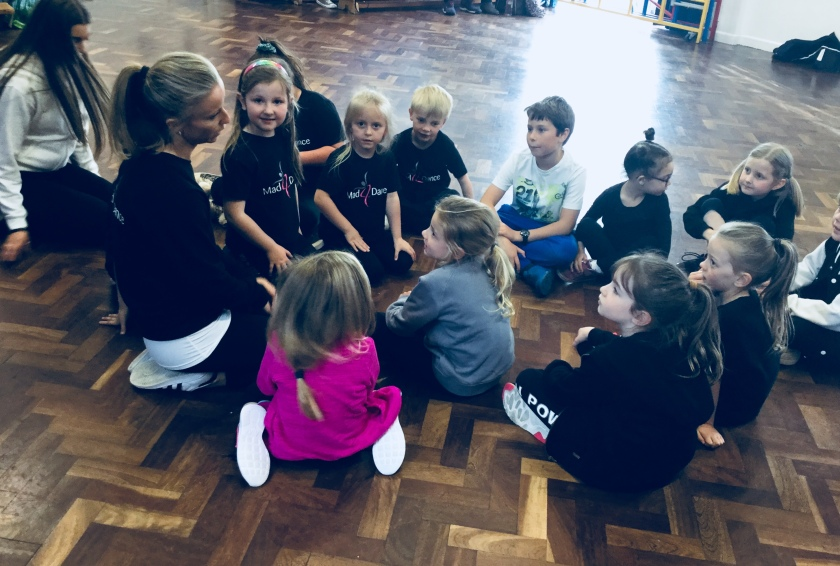 Qualities of a Groove Child Dance Teacher