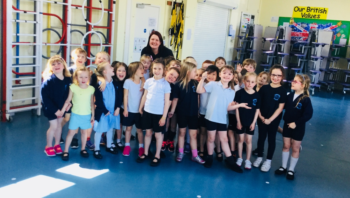 Groove Child INSET Training – helping Primary schools invest in children's physical and emotional well-being