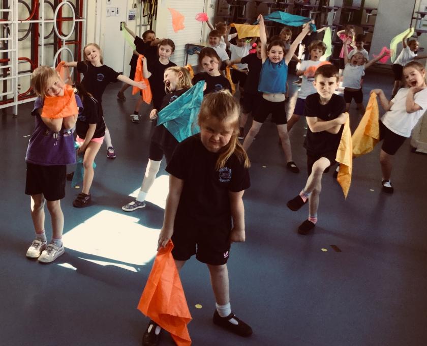 Groove Child Primary Toolkit - at Mudeford Infants School